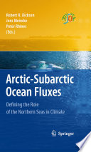 Arctic-Subarctic Ocean Fluxes : of the remarkable events that are...