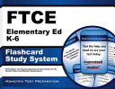 Ftce Elementary Ed K 6 Flashcard Study System