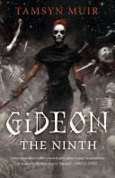 Gideon The Ninth : with a skeleton. the emperor needs necromancers....