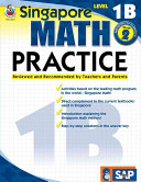 Singapore Math Practice  Level 1B Grade 2