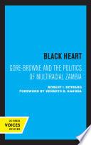 Black Heart : which commemorates university of california...