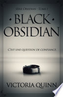 Black Obsidian (French)