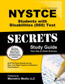 Nystce Students With Disabilities  060  Test Secrets Study Guide