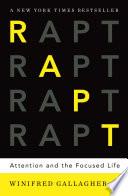 Ebook Rapt Epub Winifred Gallagher Apps Read Mobile