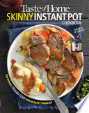 Book Taste of Home Skinny Instant Pot