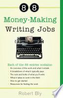 88 Money Making Writing Jobs