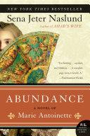 download ebook abundance: a novel of marie antoinette pdf epub
