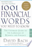 1001 Financial Words You Need to Know Pdf/ePub eBook