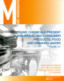 Some Chemicals Present In Industrial And Consumer Products Food And Drinking Water