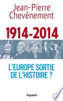 L Europe sortie de l Histoire