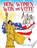 How Women Won The Vote Coloring Book
