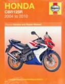 Honda CBR125 Service and Repair Manual  04 10