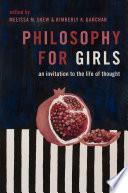 Philosophy for Girls Book PDF
