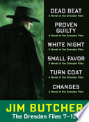 The Dresden Files Collection 7-12