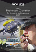 Part 1  Promotion Crammer for Sergeants and Inspectors 2007