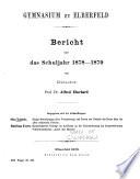 Einige Bemerkungen über Veranlassung und Zweck der Urtheile des Horaz über die alten römischen Dichter
