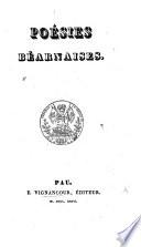 Poesies B  arnaises   Edited by E  V