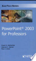 PowerPoint 2003 for Professors