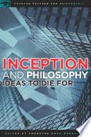 Inception And Philosophy [Pdf/ePub] eBook