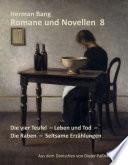 Romane und Novellen 8
