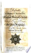 The Peerage of the United Kingdom of Great Britain   Ireland