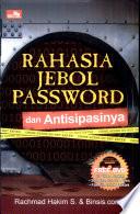 Rahasia Jebol Password dan Antisipasinya