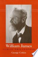 William James  Public Philosopher