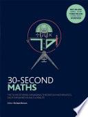 30 Second Maths