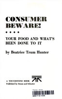 Consumer Beware  Your Food and What s Been Done to It