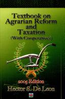 TEXTBOOK ON AGRARIAN REFORM & TAXATION' 2005 ED.