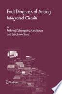 Fault Diagnosis Of Analog Integrated Circuits