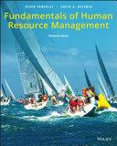 Fundamentals of Human Resource Management 13E