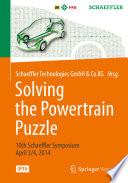 Solving the Powertrain Puzzle