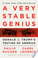 Book A Very Stable Genius