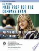 COMPASS Exam   Bob Miller s Math Prep