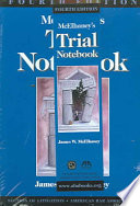 McElhaney s Trial Notebook