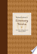 Richard Lederer s Literary Trivia