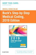 Buck S Medical Coding Online For Step By Step Medical Coding 2019 Edition Access Card