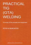 download ebook a practical guide to tig (gta) welding pdf epub