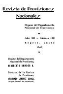 Revista de Provisiones Nacionales
