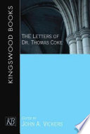 The Letters Of Dr Thomas Coke book