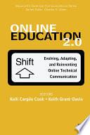 Online Education 2 0
