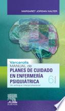 Varcarolis Manual De Planes De Cuidado En Enfermer A Psiqui Trica