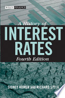 A History of Interest Rates