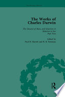 The Works of Charles Darwin  V  22  Descent of Man  and Selection in Relation to Sex  Second Edition  with an Essay by T H  Huxley