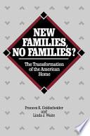 New Families  No Families