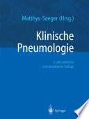 Klinische Pneumologie