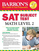 Barron s SAT Subject Test Math Level 2  10th edition