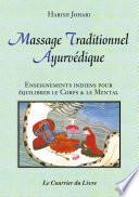 Massage Traditionnel Ayurvédique