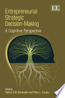 Entrepreneurial Strategic Decision Making